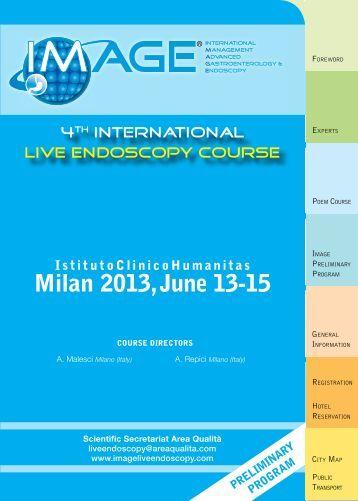 Preliminary Programme - ESGE