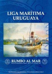 Revista Liga Maritima Uruguaya - esgue