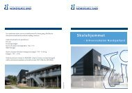 Skolehjemmet - Erhvervsskolen Nordsjælland