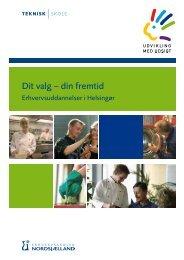 Dit valg – din fremtid - Erhvervsskolen Nordsjælland