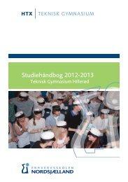 Studiehåndbog 2012-2013 - Erhvervsskolen Nordsjælland