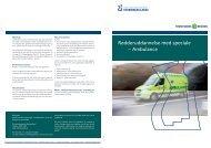 Redderuddannelse med speciale – Ambulance
