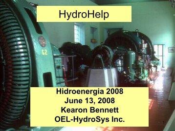 HydroHelp - ESHA