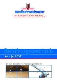 Air - Jet LC-T - Schmelzer