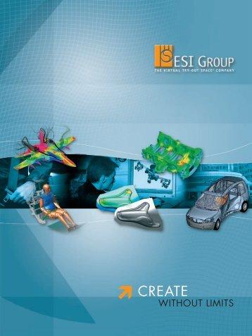 CREATE - ESI Group