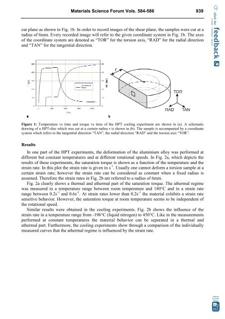 Athermal and thermal limits of the grain refinement by SPD Hafok ...