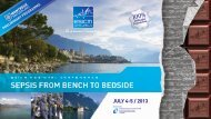 JULY 4-5 / 2013 - ESICM