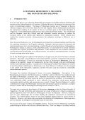 AUTONOMY, DEPENDENCY, SECURITY: THE MONTENEGRIN ... - Page 5