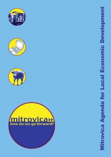 Agjendë për zhvillimin e ekonomisë lokale të Mitrovicës