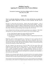 to view this document - European Stability Initiative - ESI