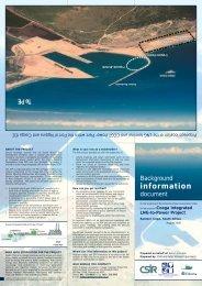 Background Information Document - Eskom