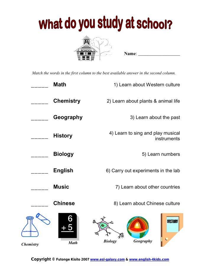 esl writing exercises