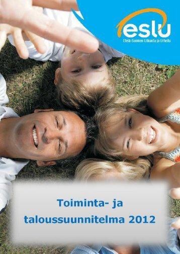 Toiminta - Etelä-Suomen Liikunta ja Urheilu ry