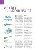 Vuosikertomus 2008 - Etelä-Suomen Liikunta ja Urheilu ry - Page 6