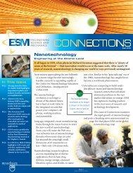 Nanotechnology - Engineering Science and Mechanics