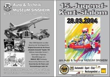 Automobil - Sport - Club Neckargemünde.v.