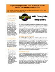 All Graphic Supplies