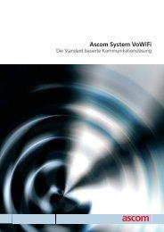 Ascom System VoWiFi