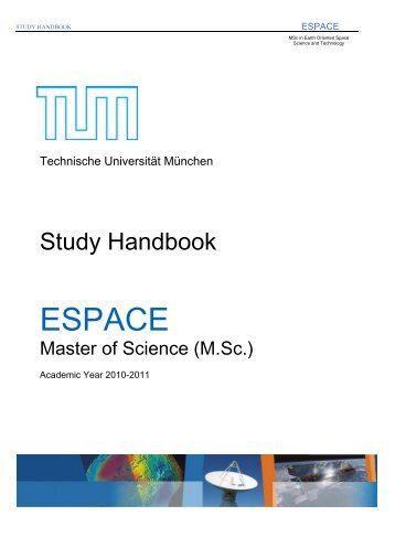 Study Requirements - espace