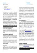 Application guidelines ESPACE2013-14_2Page - Earth Oriented ... - Page 2