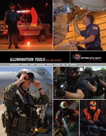 Streamlight :: Illumination Tools :: Full-Line Catalog :: 2009