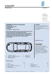 Audi A6 2,7 TDI 2005.indd - Espar