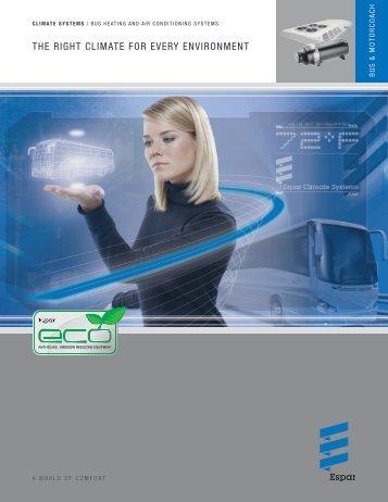 Transit/Motorcoach - Espar