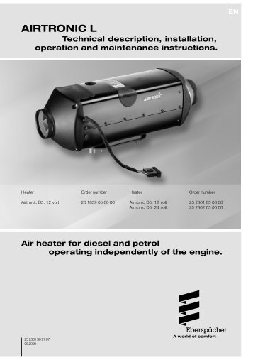airtronic 5 td 08 2009 enpdf espar?quality\\\=85 espar d2 wiring diagram car heater \u2022 indy500 co espar heater wiring diagram at eliteediting.co