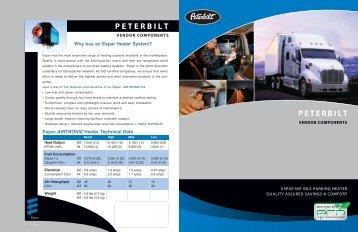 Peterbilt Brochure (Optimized).pdf - Espar