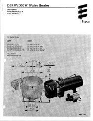 D24D30W Installation, TS, Parts 1 of 2.pdf - Espar