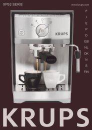 910 NOTICE ESPRESSO NEW K2 - Espresso-apparaat.nl