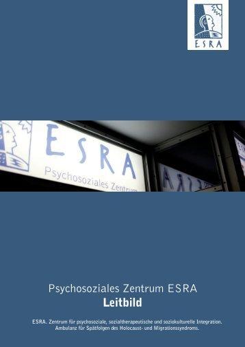Psychosoziales Zentrum ESRA Leitbild