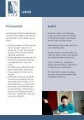 Psychosoziales Zentrum ESRA Leitbild - Seite 6