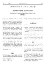 Sklep Evropskega odbora za sistemska tveganja z dne 3 ... - Europa