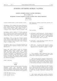 2011 m. birželio 3 d. Europos sisteminės rizikos valdybos ... - Europa