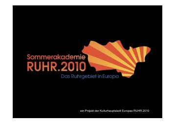 Download - Ruhr 2010