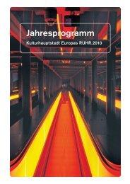 Jahresprogramm als PDF - Ruhr 2010