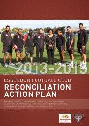 to view Essendon Football Club's 2013-2015 RAP - Reconciliation ...