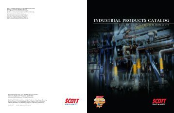 INDUSTRIAL PRODUCTS CATALOG - Essential Safety
