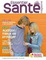 Harmonie Atlantique - Essentiel Santé Magazine