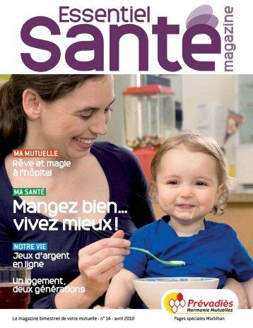 Prévadiès – Pages spéciales Morbihan - Essentiel Santé Magazine