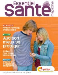 MNAM - Essentiel Santé Magazine