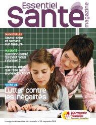 Harmonie Vendée - Essentiel Santé Magazine