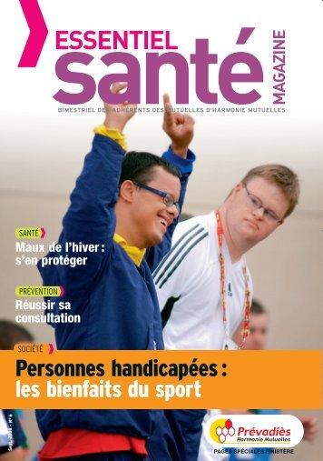 Prévadiès – Pages spéciales Finistère - Essentiel Santé Magazine