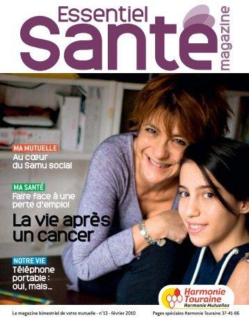 Harmonie Touraine - Essentiel Santé Magazine