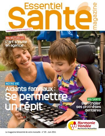 Harmonie - Essentiel Santé Magazine