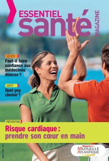 Mutuelle Atlantique - Essentiel Santé Magazine