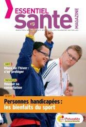 Prévadiès - Essentiel Santé Magazine