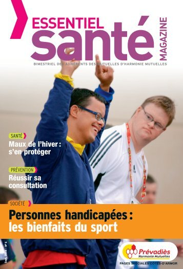 Pages spéciales Côtes d'Armor - Essentiel Santé Magazine