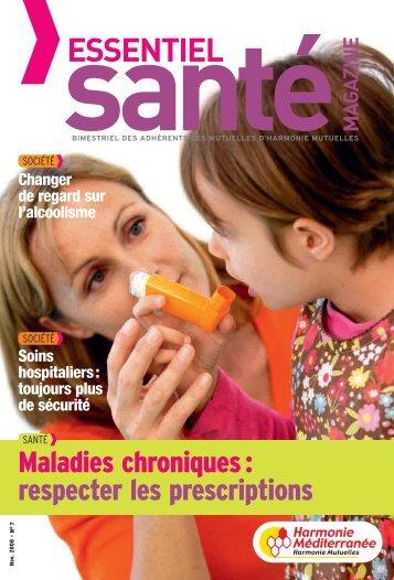 Harmonie Méditerranée - Essentiel Santé Magazine